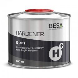 Durcisseur E202 rapide Besa  500ml ou 1L