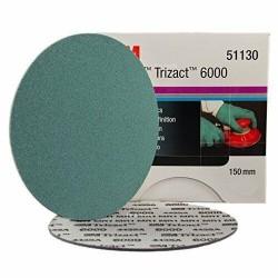 3M 51130 Disque Trizact p6000 150 mm